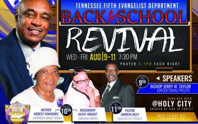Back to School Revival 2017