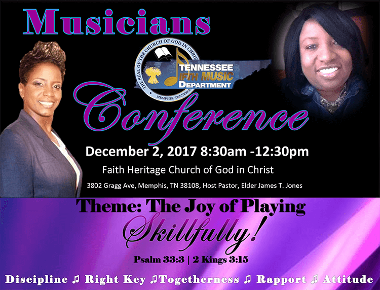 Musician's Conference 2017