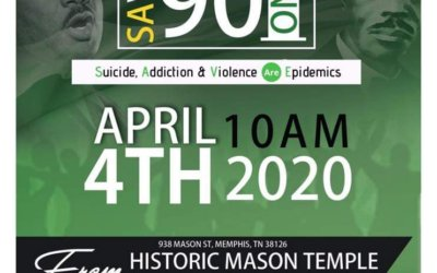 2020 NON-VIOLENCE AWARENESS MARCH